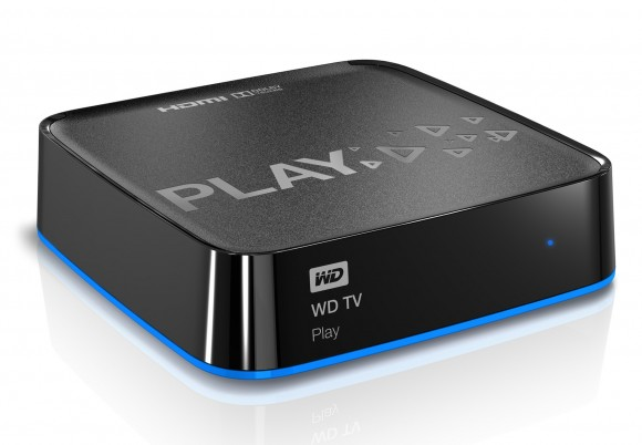 WD TV Play